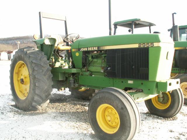 Zeisloft S Farm Equipment Used John Deere Tractor 2955